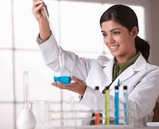laboratório investiga composição de pedra nos rins