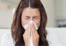 gripe exame sangue