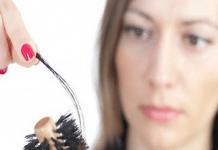 queda de cabelo devido a ferro baixo e ferritina