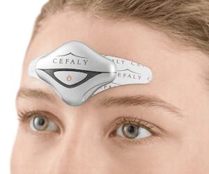 dispositivo para prevenir enxaqueca cefaly