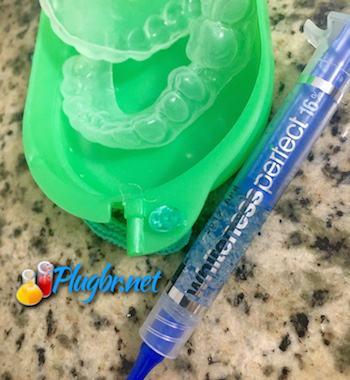 Clareamento Dental Passo A Passo Materiais Que Usei Por Indicacao