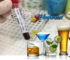 Álcool como cerveja altera resultados de exames