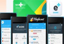 app do MS e-saúde cartão nacional