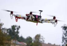 Drones usados em pesquisas científicas