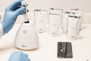 hilab exames gadget para testes rapidos
