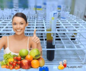 Dieta habitual exame de laboratório como realizar