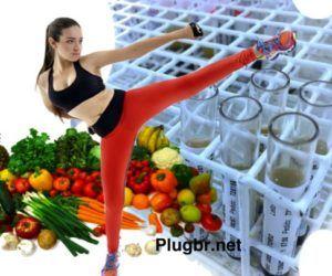 Exames nutrição e exercícios